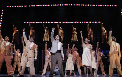 'Memphis' brings rhythm and blues to the Fox Theatre