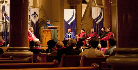 Church celebrates fiftieth anniversary of Vatican II