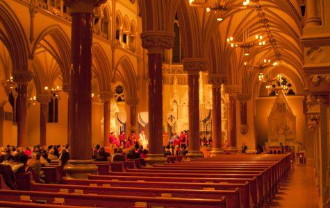 Catholic Mass changes