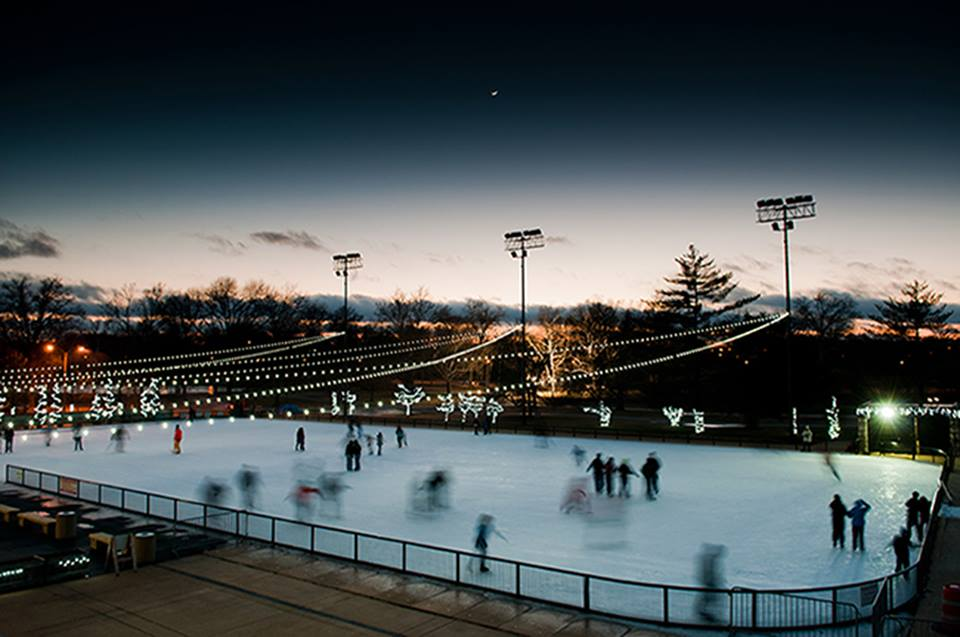 Image courtesy of Steinberg Skating Rink's Facebook page