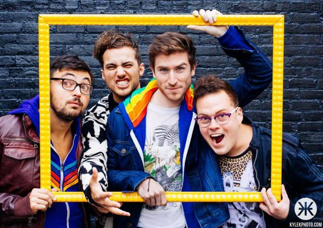 Image courtesy of Walk the Moon's Facebook