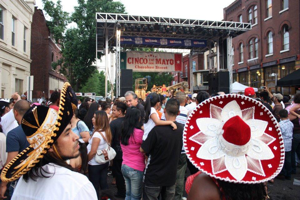 Image courtesy of Cinco de Mayo Cherokee Facebook