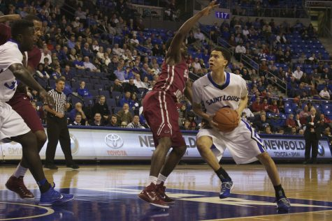 Billikens end season with loss in A-10 tournament