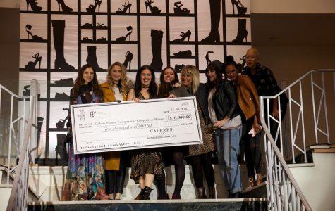 Fashion's first Calares Fashion Entrepreneur Competition