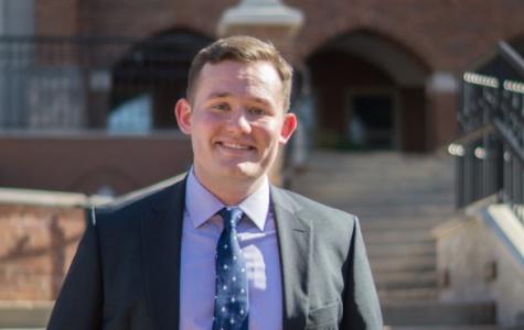 Daniel Carter wins SGA presidency