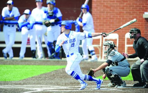 Baseball wins first A-10 series against St. Bonaventure before falling to Illinois St.