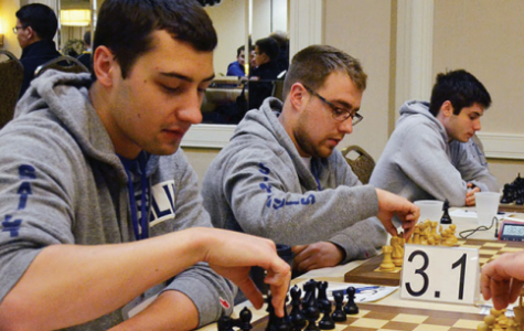 Chess named one of top four teams in nation