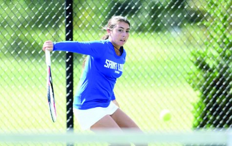Tennis turns to post season, women seeded fifth