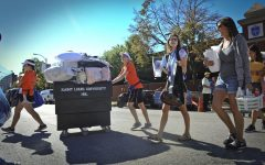 Moving Toward a Smooth Freshman Welcome