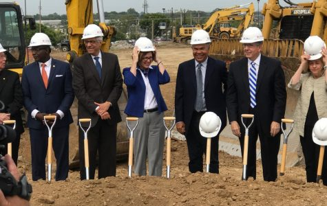 SLU's new hospital breaks ground