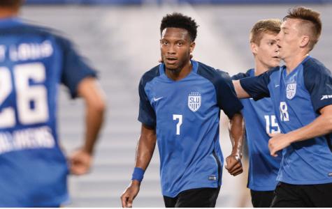 Men's Soccer season off to a rough start