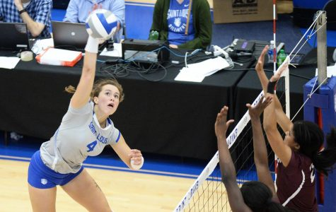 Volleyball Returns to Chaifetz After Losing on the Road