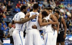 Men Beat SIU, Snap Long Four-Game Losing Streak