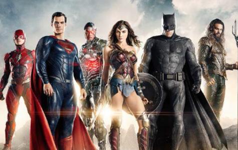 'Justice League': It's a bird. It's a plane. It's a pretty average movie…