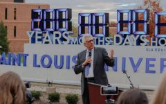SLU Commences Community Clock Challenge
