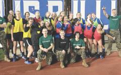 SLU Athletics gets a Taste of the Corps