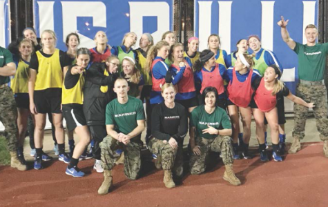 SLU Athletics gets a Taste of the Corps
