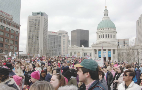 The Making of a Movement: Second Annual St. Louis Women's March