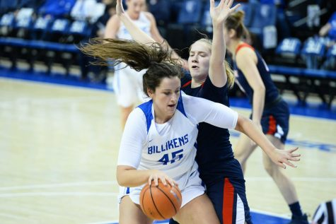Women's Basketball End Season with Heartbreaking Loss