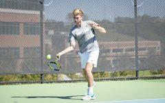 Tennis Loses Home Opener