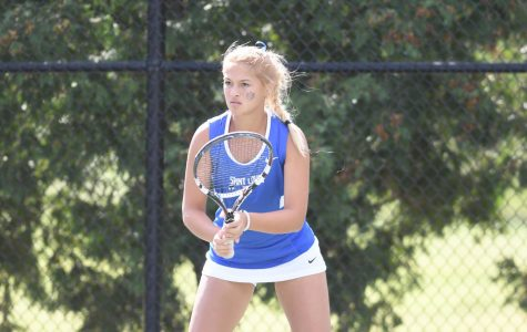 Tennis Finding Their Way Early
