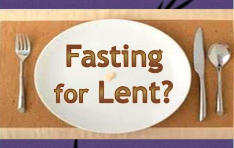 Thoughts on Lenten Dieting