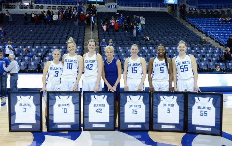 Women's Basketball End Season with Heartbreaking Loss