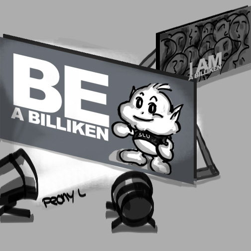 Billiken magic vanishes for current students, leads to disenchantment