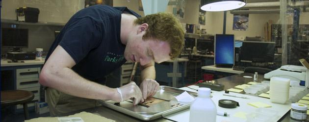 SLUs journey to orbit: Students prepare mini Satellites for launch