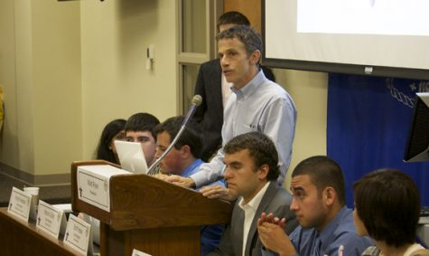 SGA Gets Underway with First Meeting