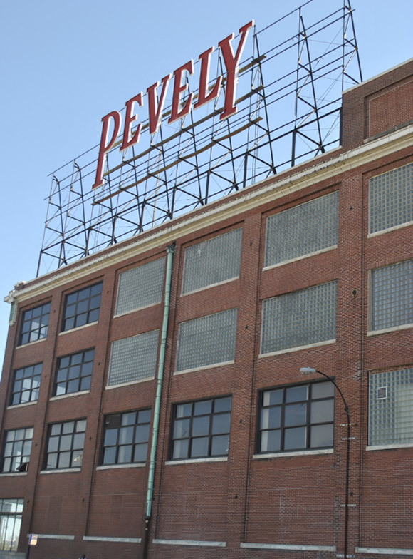 SLU bought the old Pevely building. Future plans are undetermined. Candra Johnson / Staff Photographer
