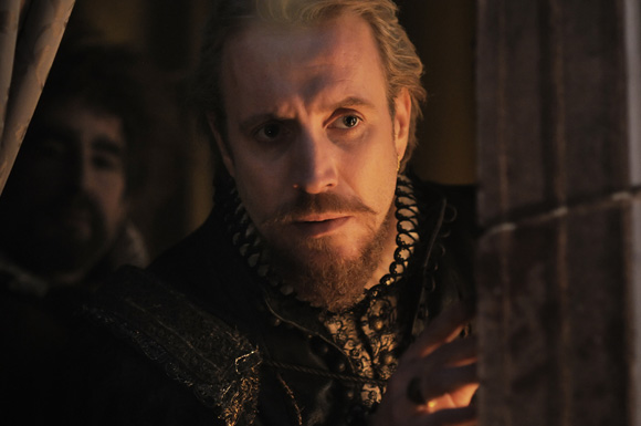 """Rhys Ifans stars as Edward de Vere (the Earl of Oxford) in Roland Emmerich's """"Anonymous,"""" now playing in theaters. Courtesy of Columbia Pictures"""