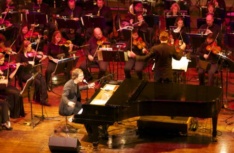 Singer-songwriter Ben Folds to perform with St. Louis Symphony Orchestra at Powell Hall
