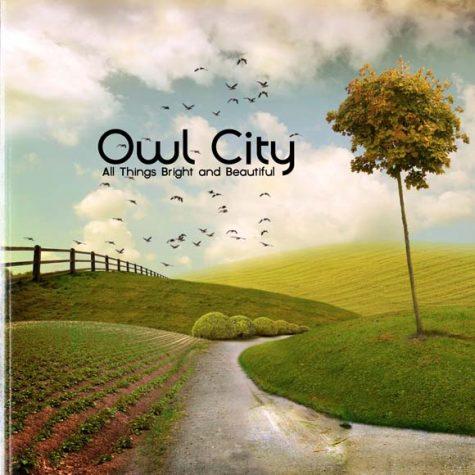 Owl City's latest album shines 'Bright and Beautiful'