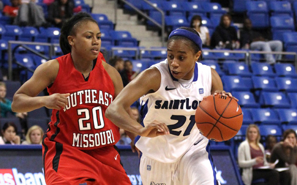 Improving Billikens nipped by Badgers in close road contest