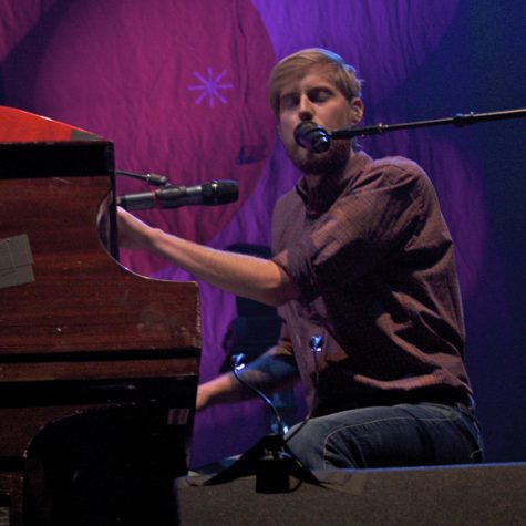 An evening with piano band Jack's Mannequin