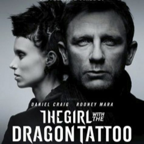 Mara breathes fire into 'Girl With the Dragon Tattoo'