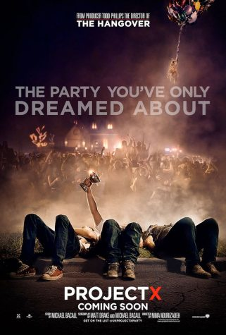 The antics of 'Project X'