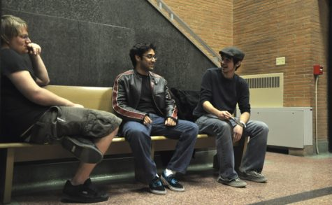 LOL: Student improv comedy group