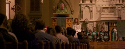 Archbishop visits College Church