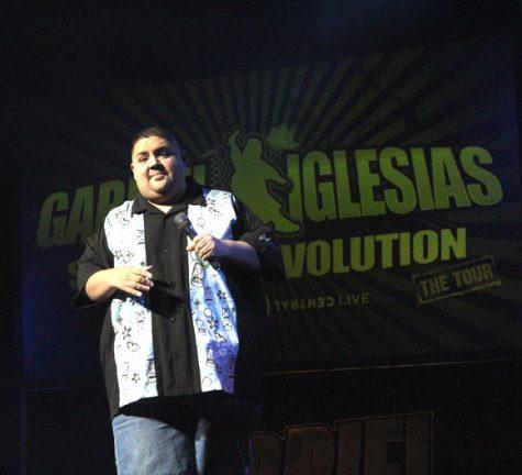 Comedy Central's Gabriel Iglesias charms the Peabody