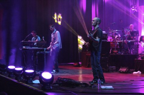 Lotus: Jam band's live shows are 'a main attraction'