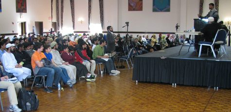 MSA brings crowds for 'The Balancing Act'