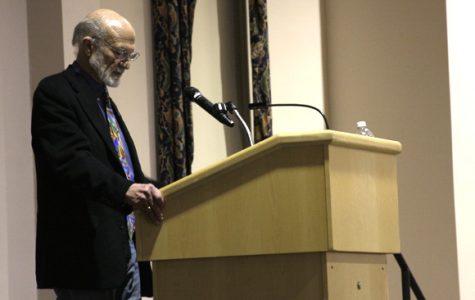 'America's Best Theologian' visits SLU
