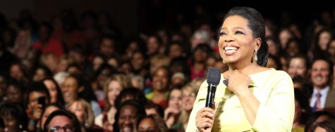 Oprah Winfrey hosts 'Lifeclass' at Peabody