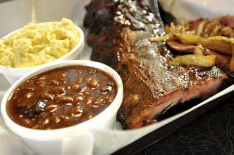 Experience the lunch rush at Bogart's Smokehouse