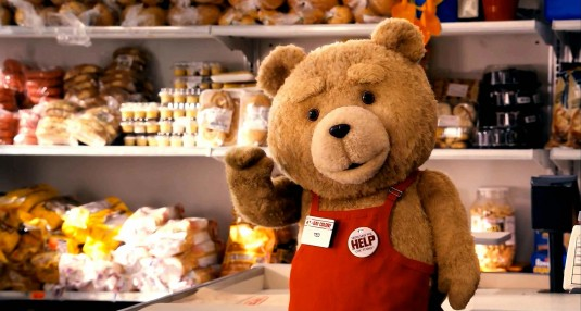 """""""Ted"""" is nearly un-bear-able"""