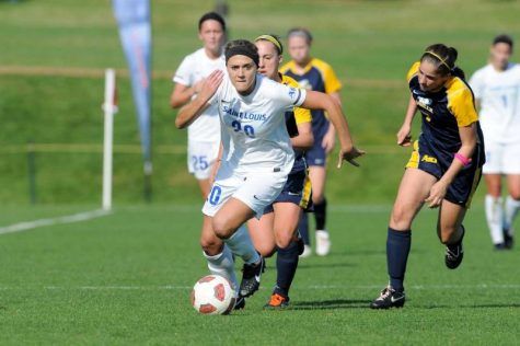Women's Soccer Propel into New Year