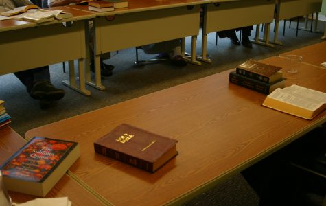 Vandy professor discusses 'New' Testament