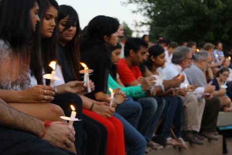 Vigil held for Sikh and Muslim victims